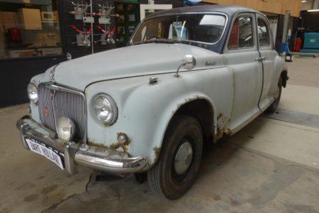 Rover 90/2 (1954)